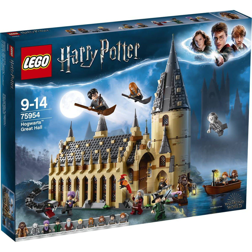 75954 LEGO Harry Potter Hogwarts Great Hall