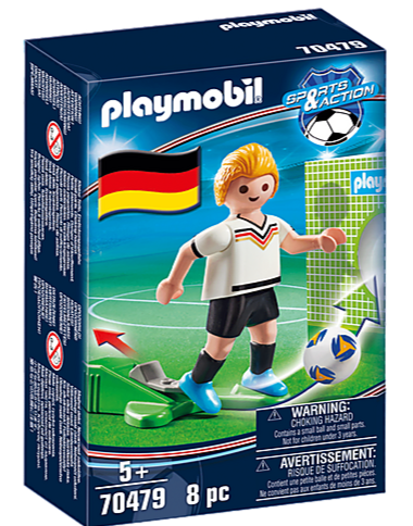 70479 Playmobil National Player Germany