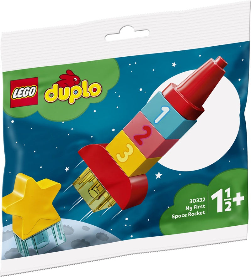 30332 LEGO Duplo My First Space Rocket