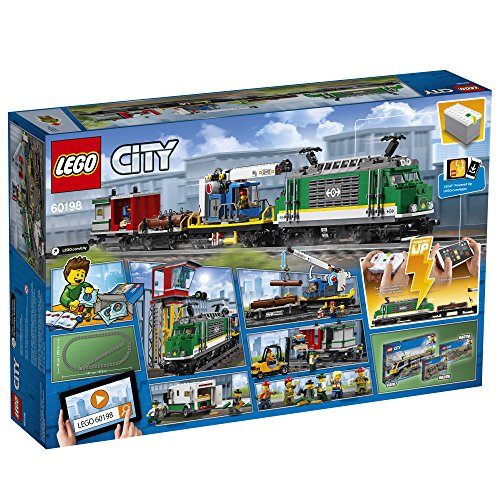 60198 LEGO City Cargo Train