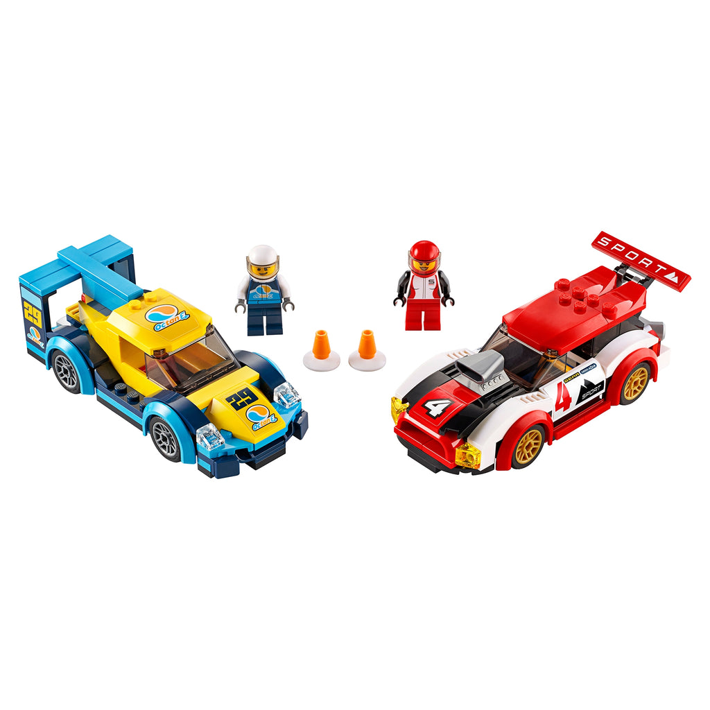 60256 LEGO City Nitro Wheels Racing Cars