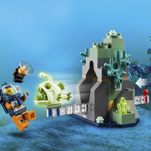 60264 LEGO City Ocean Exploration Submarine