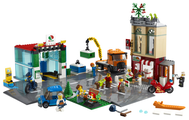 60292 LEGO City Town Centre
