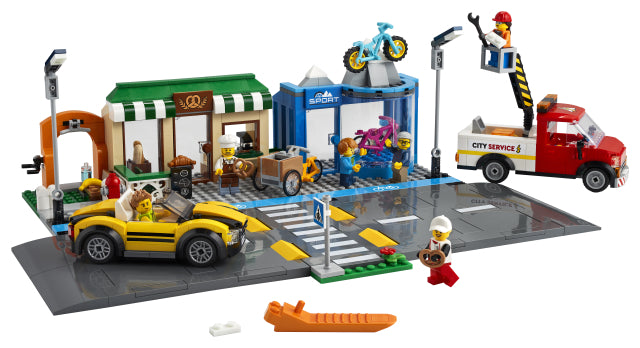 60306 LEGO City Shopping Street