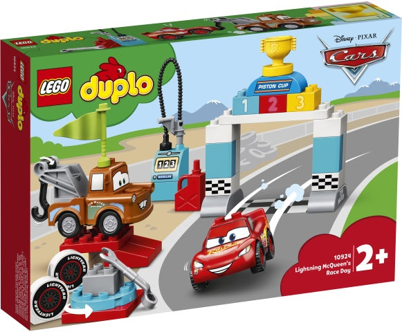 10924 LEGO DUPLO Disney Lightning McQueen's Race Day