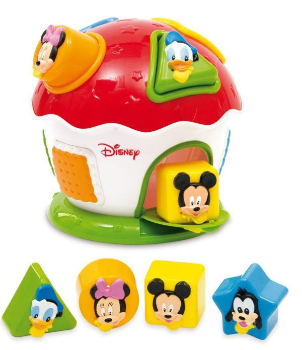 Disney Baby Mickey Mouse Shape Sorter