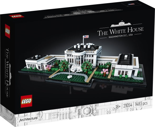 21054 LEGO Architecture The White House