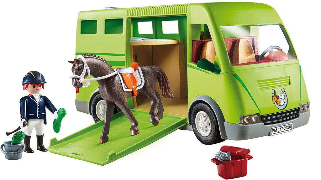 6928 Playmobil Horse Box