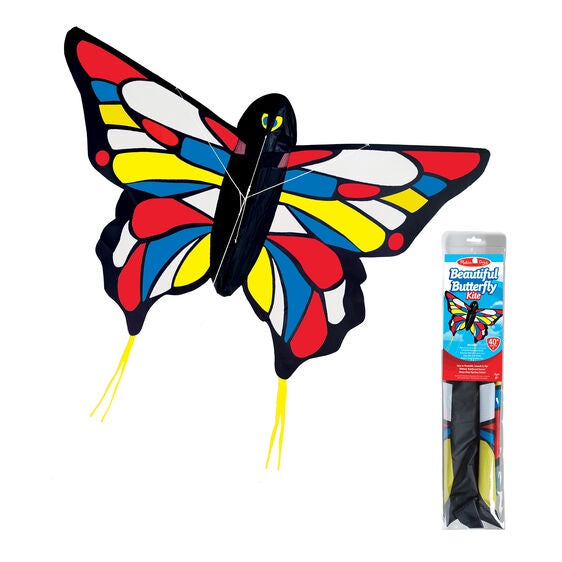 30218 Melissa & Doug Beautiful Butterfly Kite