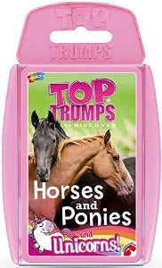 Top Trump Horses and Ponies and Unicorns