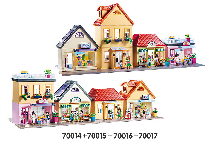 70016 Playmobil My Flower Shop