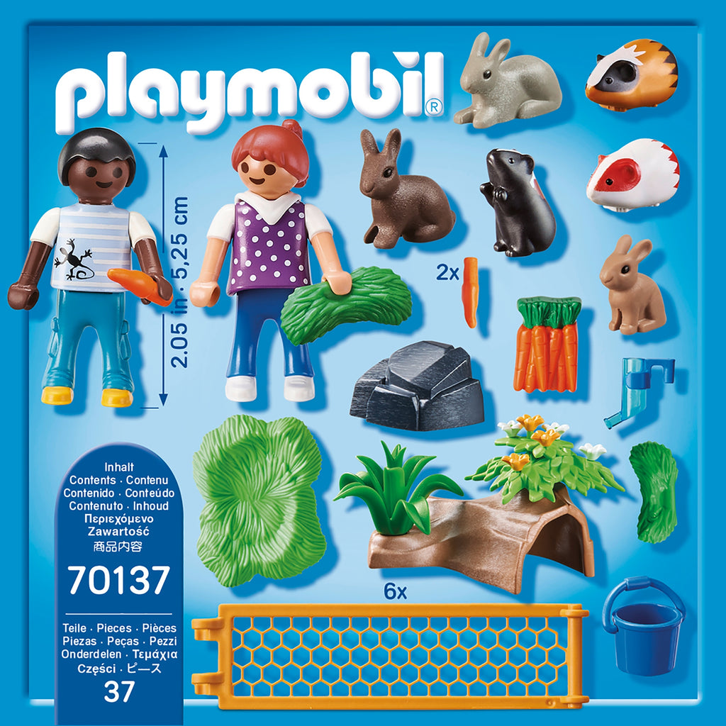 70137 Playmobil Farm Animal Enclosure