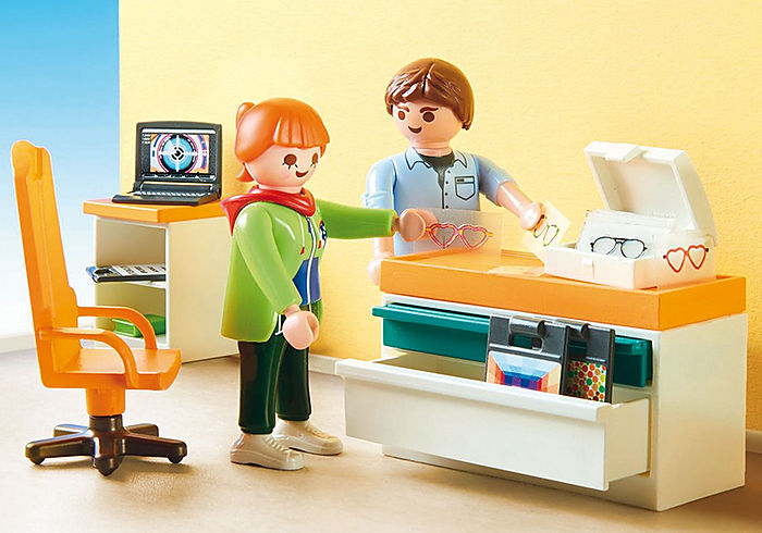 70197 Playmobil Eye Doctor