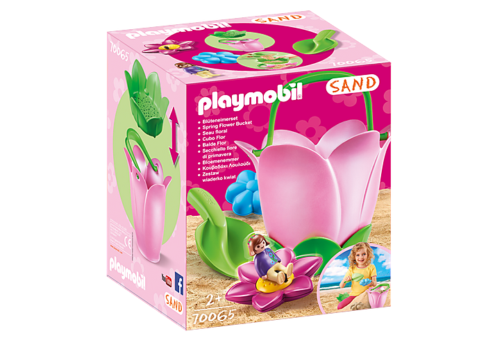 70065 Playmobil Spring Flower Bucket