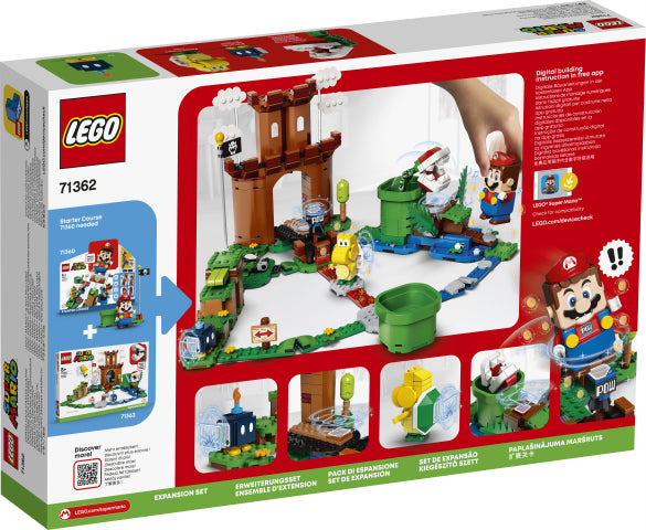 71362 LEGO Super Mario Guarded Fortress Expansion Set