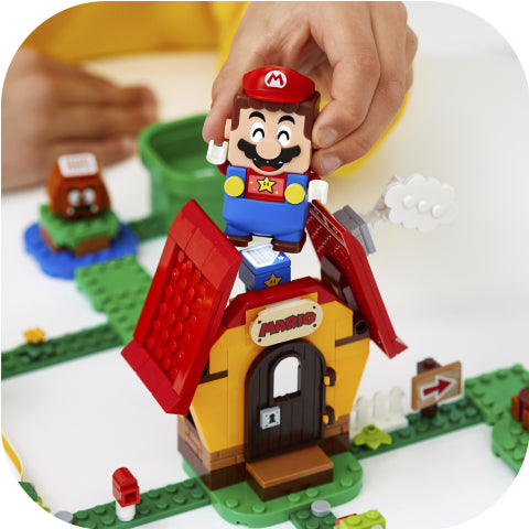 71367 LEGO Super Mario Mario's House & Yoshi Expansion Set