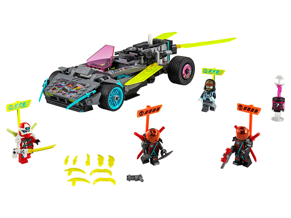 71710 LEGO Ninjago TV Series Ninja Tuner Car