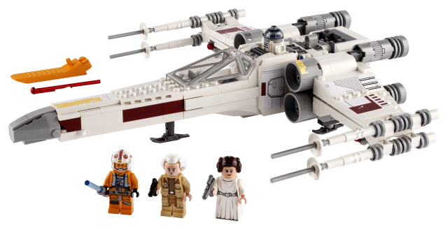 75301 LEGO Star Wars Luke Skywalker's X-Wing Fighter