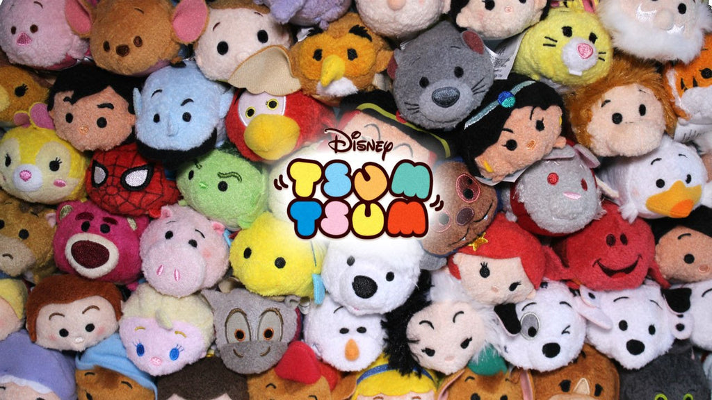 Tsum Tsum Disney Small Plush