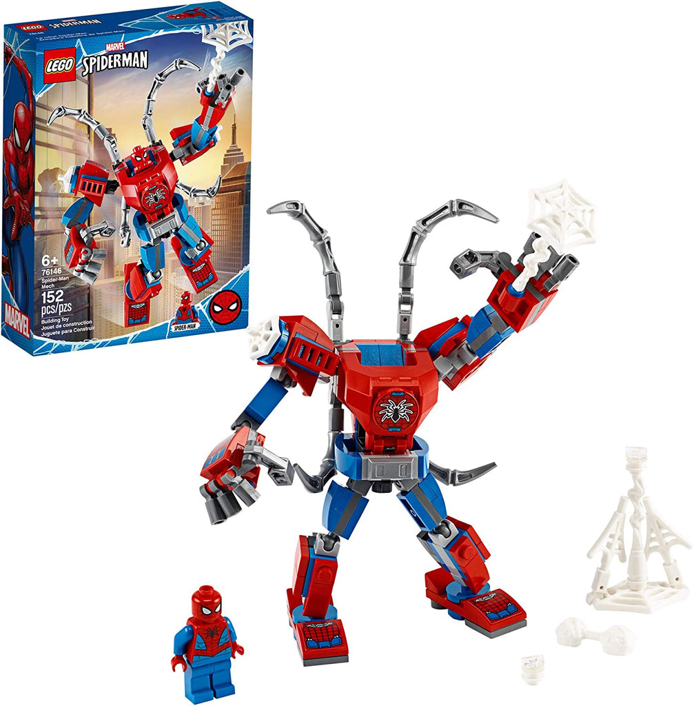 76146 LEGO Super Heroes Marvel Spider-Man Mech
