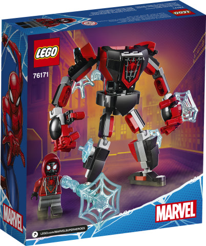 76171 LEGO Super Heroes Miles Morales Mech Armour