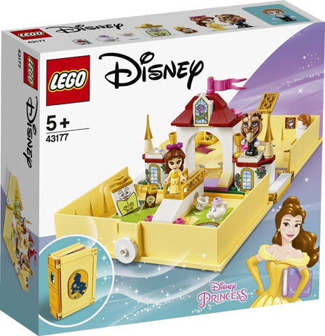 43177 LEGO Disney Princess Belle's Storybook Adventures