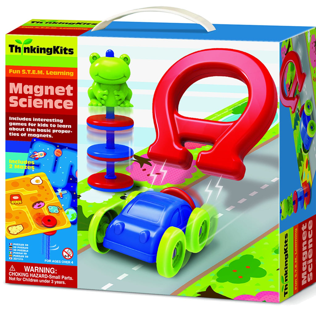 4M Thinking Kits Magnet Science