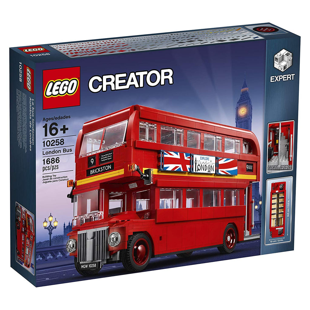 10258 LEGO Creator Expert London Bus