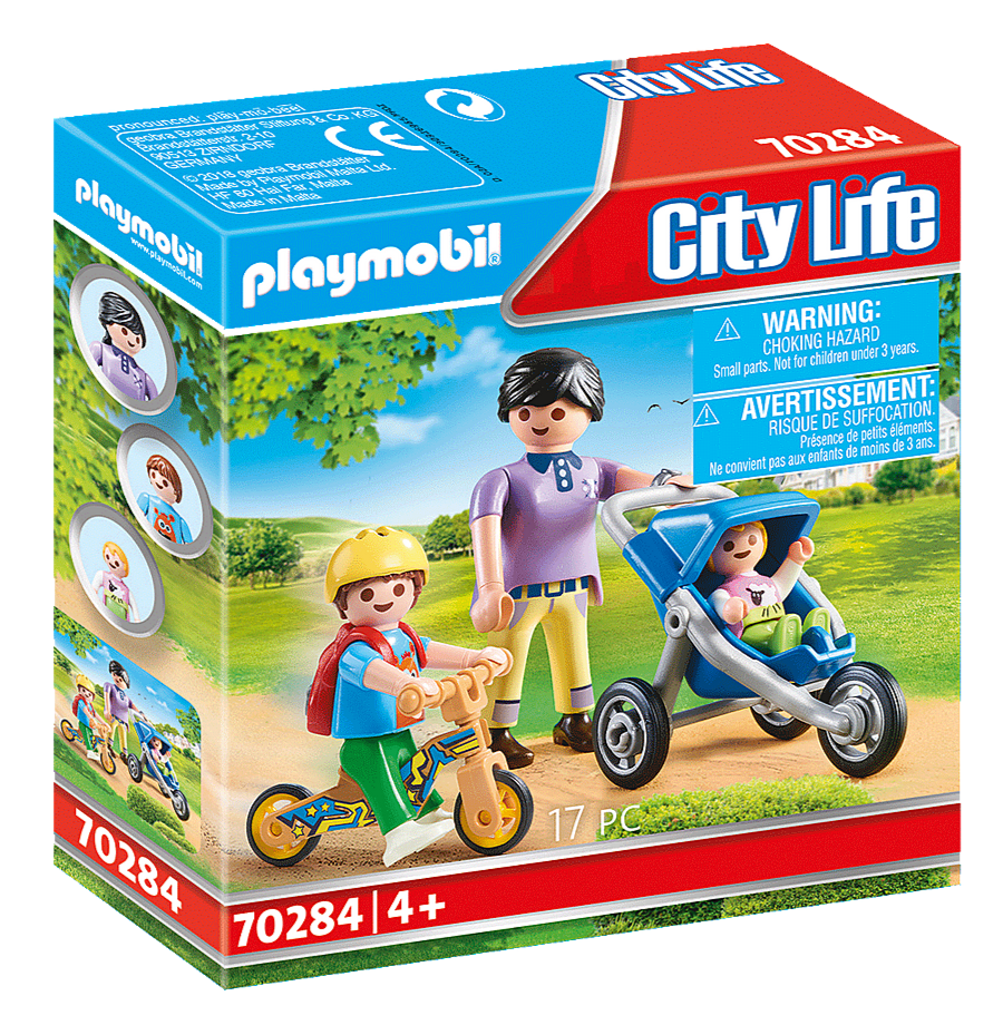 70284 Playmobil Mother with Children