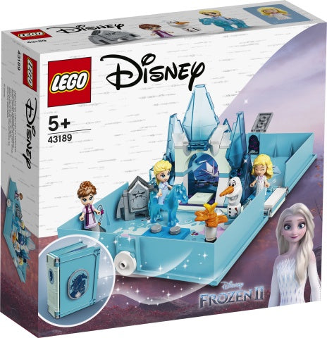 43189 LEGO Disney Princess Elsa and the Nokk Storybook Adventures