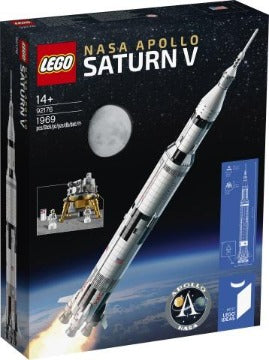 92176 LEGO Ideas NASA Apollo Saturn V V29