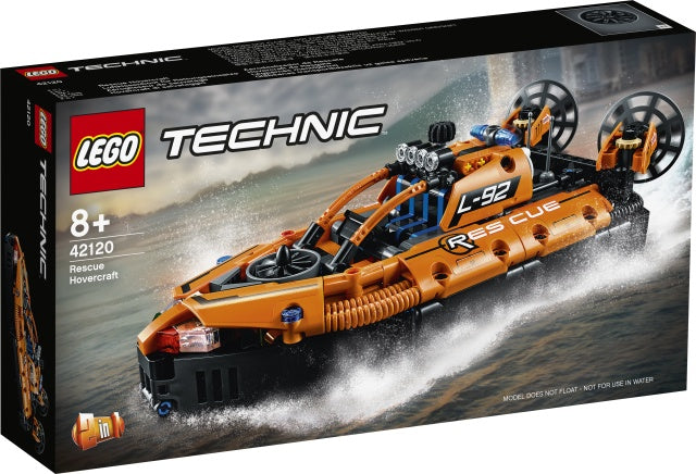 42120 LEGO Technic Rescue Hovercraft