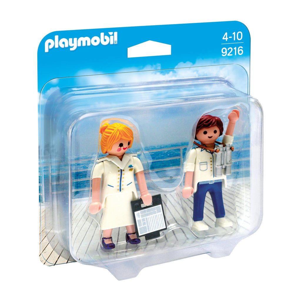 9216 Playmobil Cruise Ship Officers