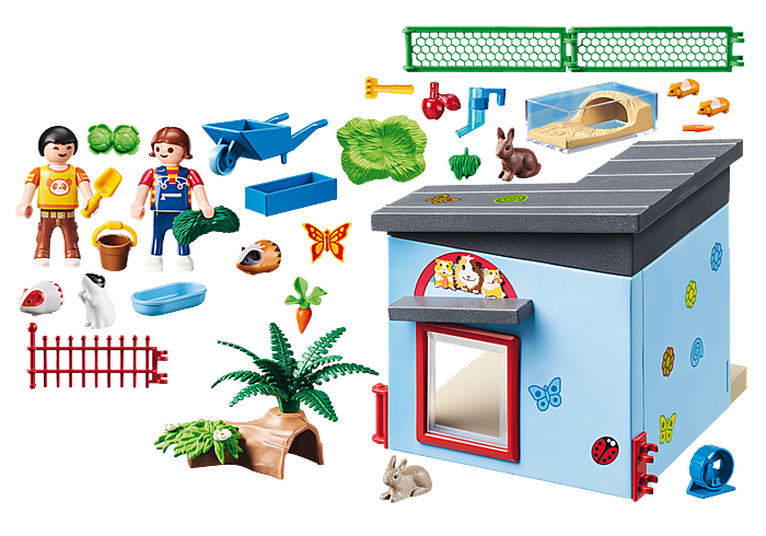 9277 Playmobil Small Animal Boarding