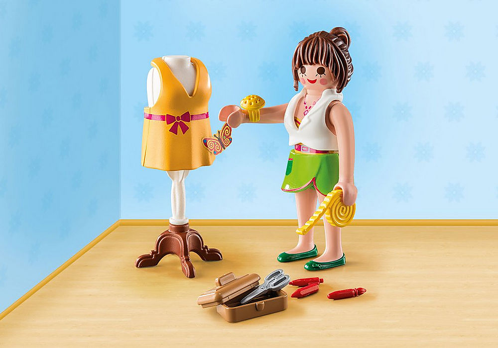 9437 Playmobil Fashion Designer