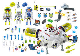 9487 Playmobil Mars Space Station
