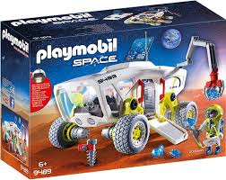 9489 Playmobil Mars Research Vehicle