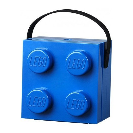 4024 LEGO Lunch Box Blue