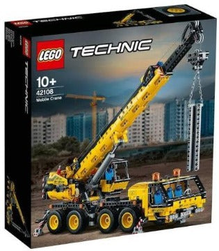 42108 LEGO Technic Mobile Crane