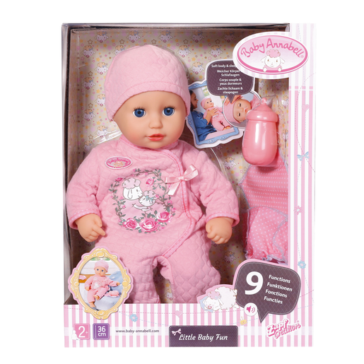 Baby Annabell Little Baby Fun