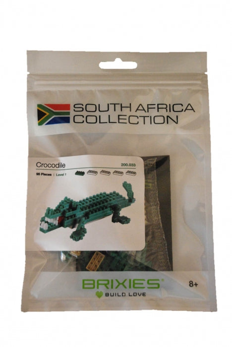 Brixies Crocodile