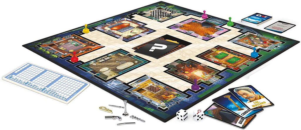 Cluedo Refresh The Classic Mystery Game