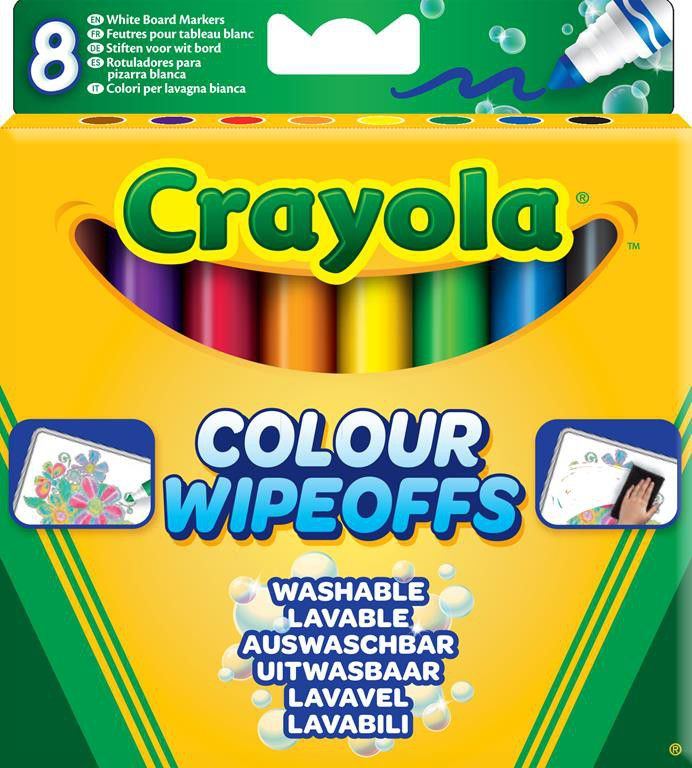 Crayola White Board Markers - 8 Piece