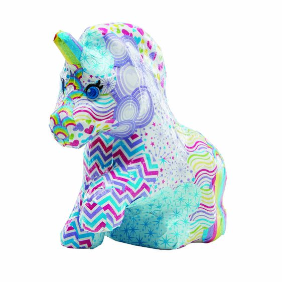 30115 Melissa & Doug Decoupage Made Easy - Unicorn