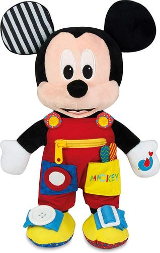 Disney Baby Mickey Mouse First Abilities Plush