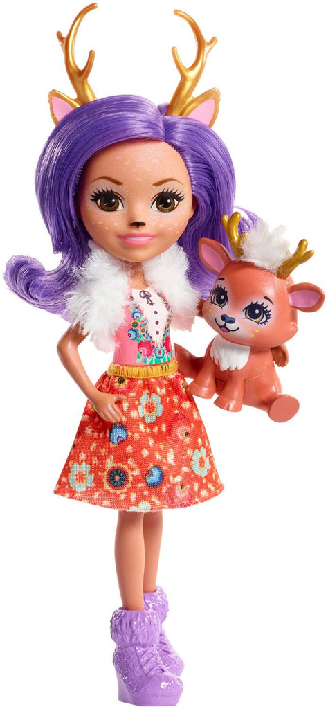 Enchantimals Core Doll Assorted