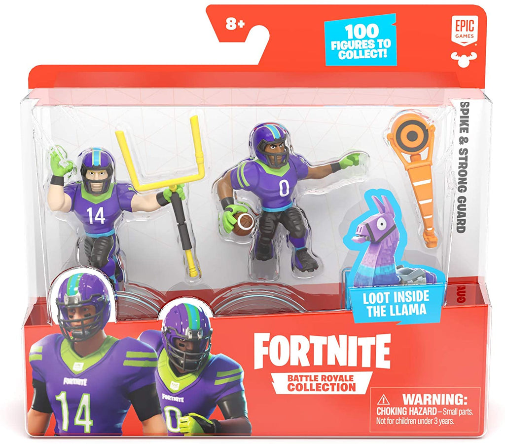 Fortnite Battle Royale Collection 5cm Duo Figures Assorted