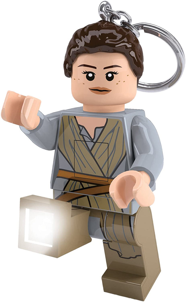 LEGO Star Wars The Last Jedi Rey L.E.D Keyring