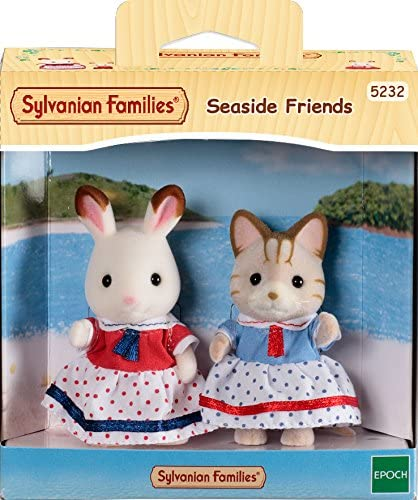 Sylvanian Families Seaside Friends Set