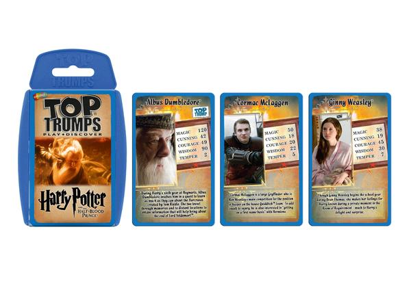 Top Trumps Harry Potter and the Half Blood Prince